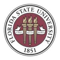 Florida State University Tallahassee, FL